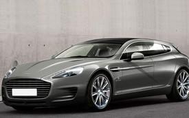 """Một """"nữ hoàng"""" Aston Martin Rapide khác biệt"""