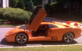 Lamborghini Diablo tự chế từ Acura NSX