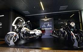Moto Guzzi California 1400 ra mắt tại... sân bay