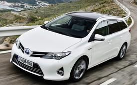 Toyota Auris Touring Sports: Trang bị thiết thực