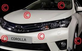 Có phải em, Toyota Corolla hoàn toàn mới?