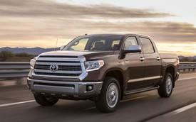 "Toyota Tundra 2014: ""Ăn theo"" Ford F-Series"