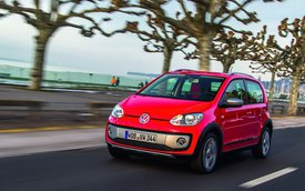 Volkswagen Cross Up! - Xe crossover cỡ nhỏ cho đô thị