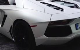 Ngắm siêu xe của giám đốc điều hành Lamborghini