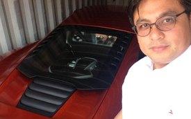 Bị tịch thu siêu xe vì nhập khẩu trái phép