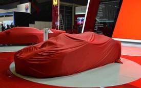 """Thông số """"khủng"""" của siêu phẩm Ferrari F150"""