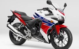 Hình ảnh chính thức của Honda CBR400R