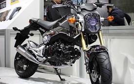 Chiêm ngưỡng dàn xe Honda tại triển lãm môtô Osaka