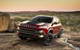 Jeep Cherokee 2014: Thiết lập những tiêu chuẩn mới