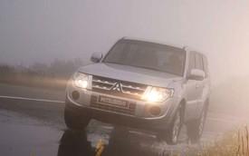 Mitsubishi Pajero thế hệ mới sẽ có bản hybrid