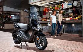 Yamaha Neo's Easy - Xe ga 50 phân khối mới