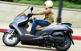 Yamaha phát triển xe ga cỡ lớn thay thế Majesty