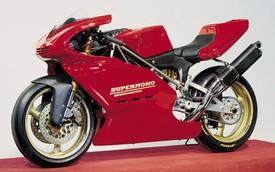 Hàng hiếm Ducati Supermono có giá 150.000 Đô la Mỹ