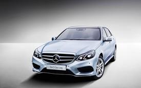 Mercedes-Benz E-Class phiên bản kéo dài lộ diện