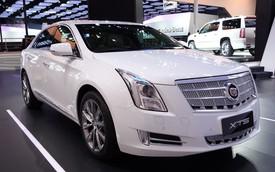 Xe GM lắp ráp tại Trung Quốc sẽ được bán ra thị trường thế giới