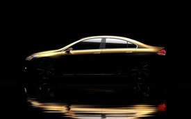 Suzuki Authentics - Tân binh dòng sedan cỡ nhỏ