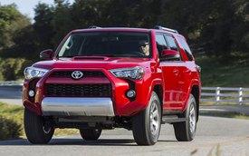 Toyota 4Runner 2014 trình làng