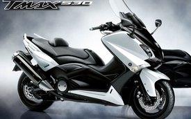 Yamaha TMAX 530 thay đổi thiết kế