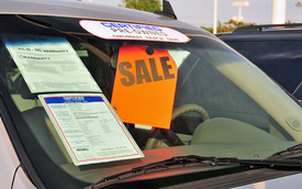 Nếu muốn mua xe, hãy quyết ngay bây giờ!