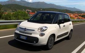 """Fiat 500 phiên bản """"phát tướng"""" đã có giá bán"""