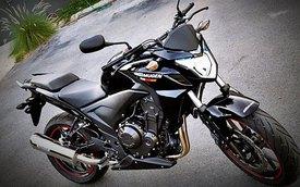 Honda CB500F thêm hầm hố với phiên bản Mugen