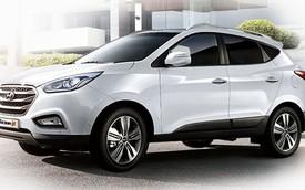 Hyundai Tucson ix 2014 lộ diện
