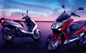 Yamaha SMAX -  Đối thủ mới của Honda PCX 150