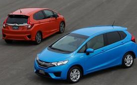 Honda Fit 2014 chính thức ra mắt