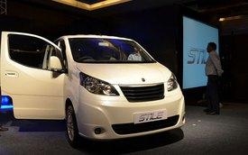 "Ashok Leyland Stile - ""Anh em"" giá rẻ của Nissan NV200"