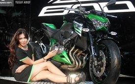 """Kawasaki Z800 chính thức """"đặt chân"""" đến Đông Nam Á"""