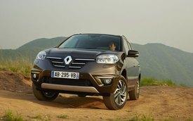 Renault Koleos 2014: Thay đổi ít ỏi