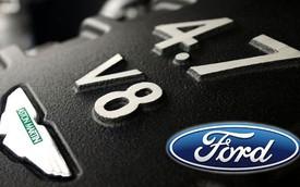Xe Aston Martin tiếp tục sử dụng động cơ Ford