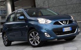 Nissan Micra 2013 bản Âu trình làng