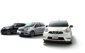 Nissan Micra phiên bản mạnh hơn trình làng
