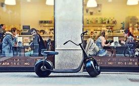 Scrooser: Kiểu dáng giản tiện, giá 4.000 Đô la Mỹ