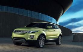 Range Rover Evoque sắp có phiên bản mạnh hơn