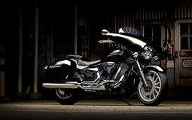 Thanh lịch như Yamaha Midnight Star CFD XV1900A 2014