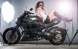 Ducati Diavel dữ dằn và cao cấp hơn