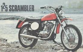 Biểu tượng Ducati Scrambler sẽ được hồi sinh