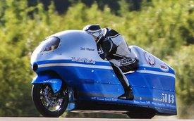Kỷ lục gia tử vong vì tai nạn ở tốc độ 458 km/h