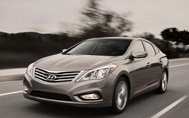 Hyundai thu hồi hàng nghìn xe Azera