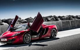 McLaren và Honda cùng nhau phát triển xe thương mại