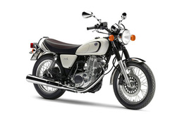 Yamaha SR400 tái xuất tại châu Âu