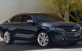 Chevrolet Impala 2014 được cải tiến hiệu quả hơn cả Audi A6