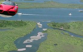 Đại gia đổi đảo hoang lấy siêu xe Ferrari Enzo