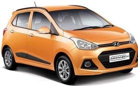 Hyundai i10 Grand: Dài và sang trọng hơn