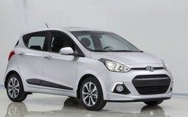 Hyundai i10 thế hệ mới: Hao hao xe Ford