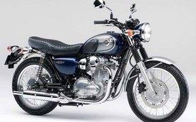 Kawasaki W800 2014 thay bộ cánh mới