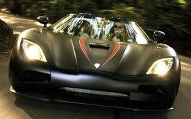 """Bắt gặp """"hàng độc"""" Koenigsegg Agera X đi chơi đêm"""