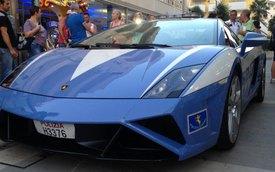 Cảnh sát Ý tậu Lamborghini Gallardo LP560-4 đời mới